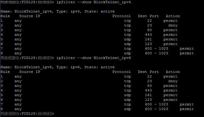 Disable Telnet Port 23 on Brocade Switches